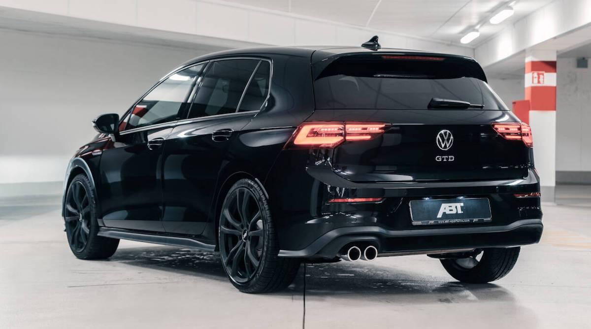 ABT Volkswagen Golf GTD