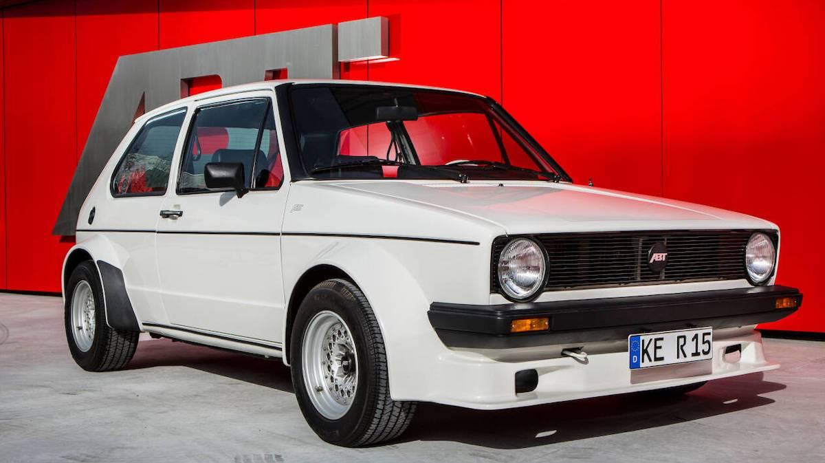 ABT Volkswagen Golf GTI mk1