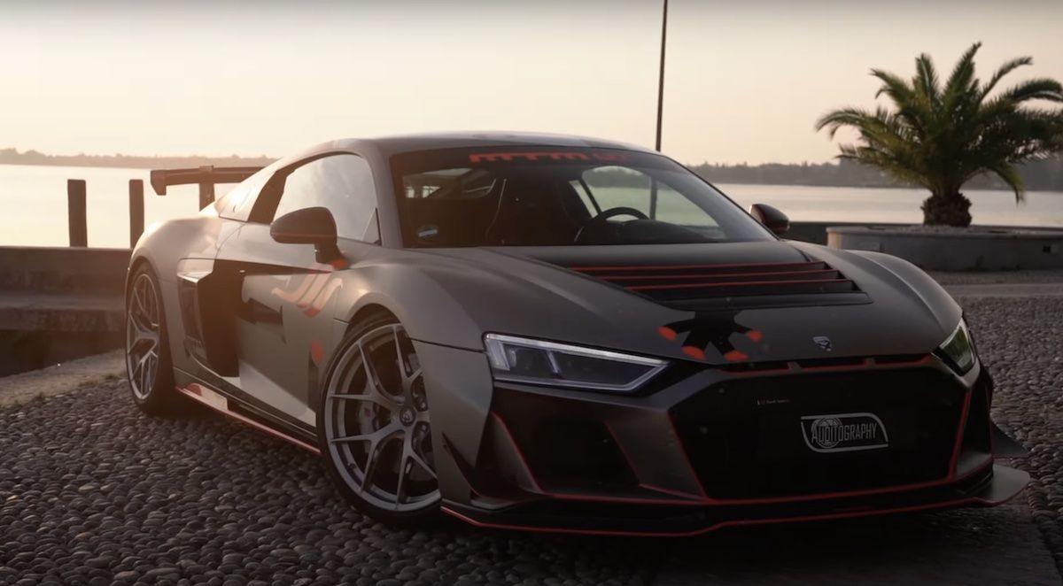 Audi R8 GT MTM Supercharged