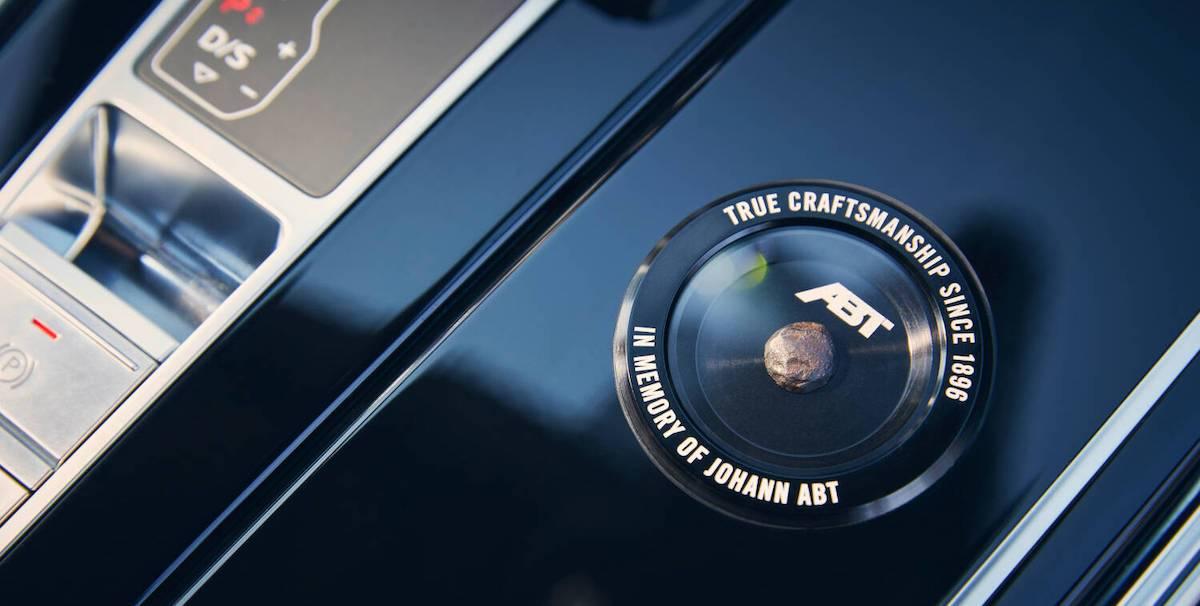Audi RS6 Avant ABT Johann Signature Edition