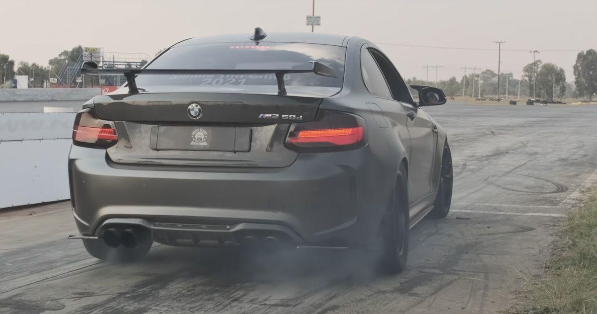 BMW M2 M50d