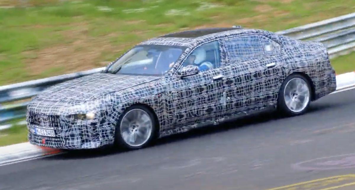 BMW Serii 7 G71