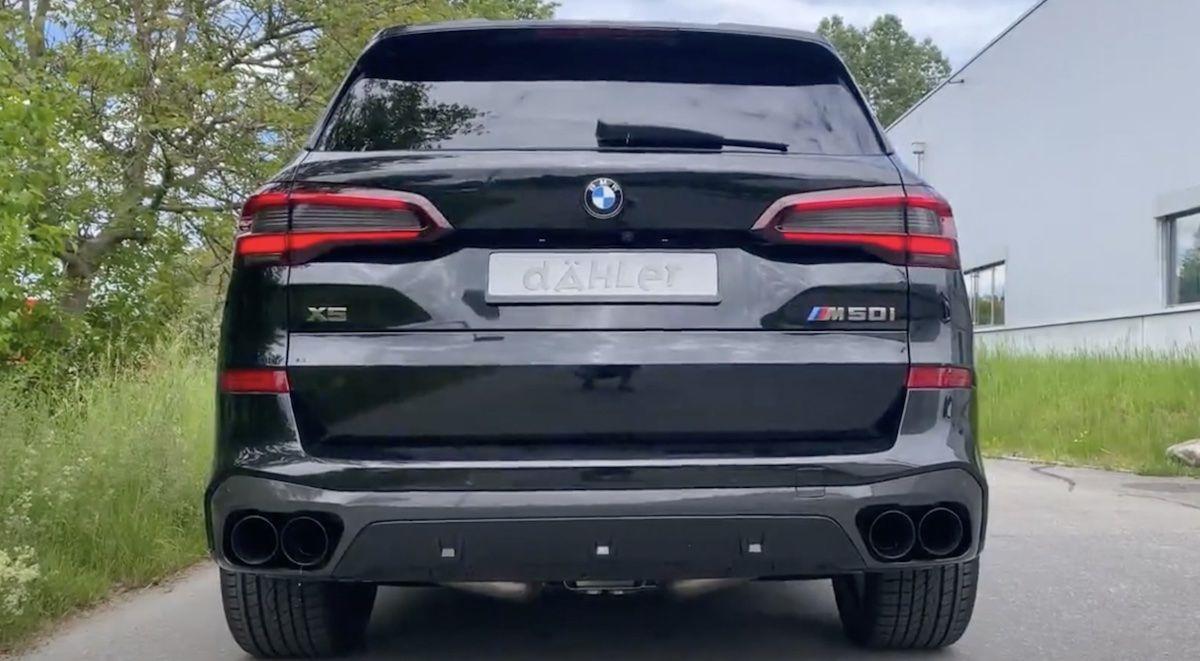 BMW X5 M50i G05 Dahler