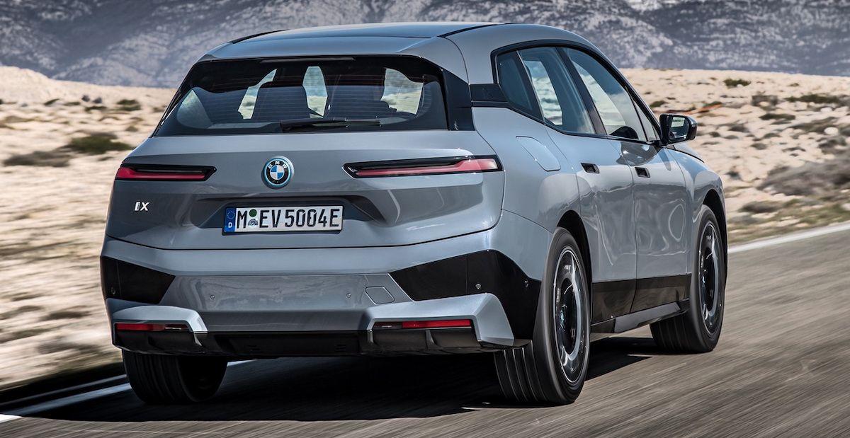 BMW iX xDrive50 2022