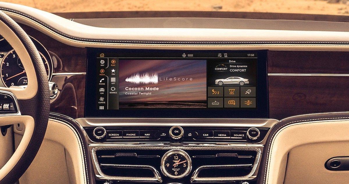 Bentley music
