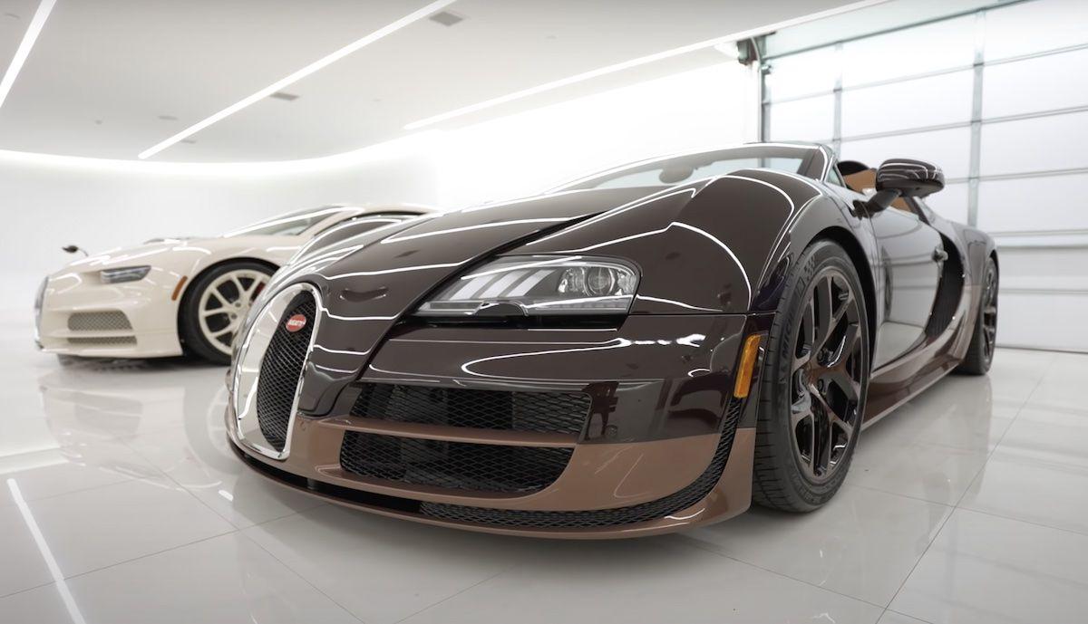 Bugatti Veyron Grand Sport Vitesse Rembrandt