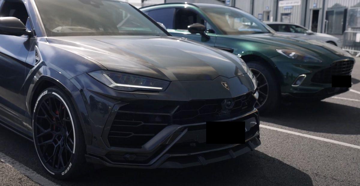 Lamborghini Urus vs Aston Martin DBX