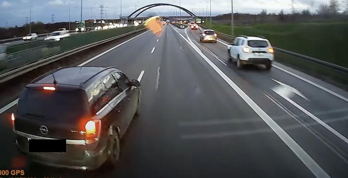 Opel Astra Obwodnica trójmiasta