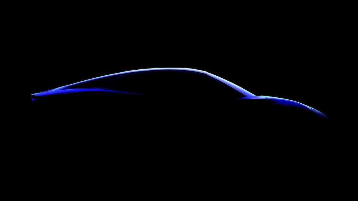 Renault Alpine teaser