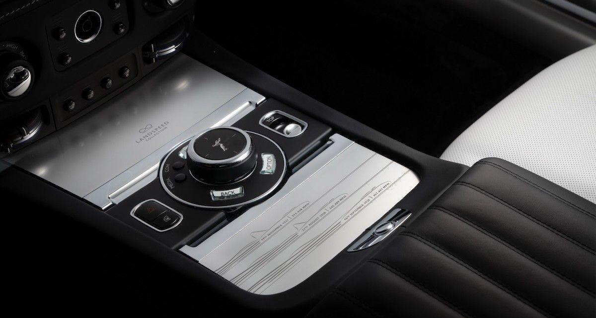 Rolls-Royce Dawn Landspeed Collection