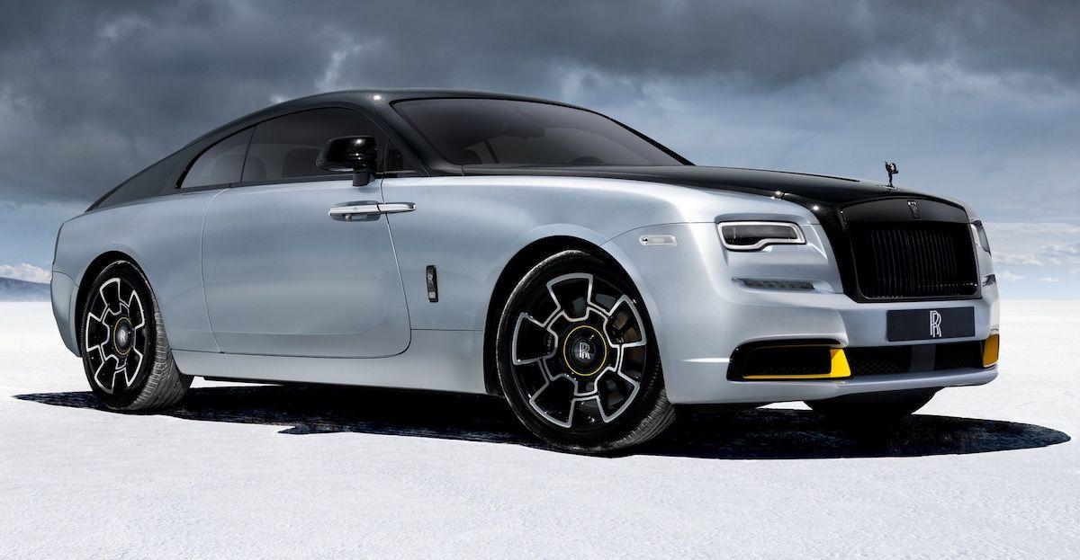 Rolls-Royce Wraith Landspeed Collection