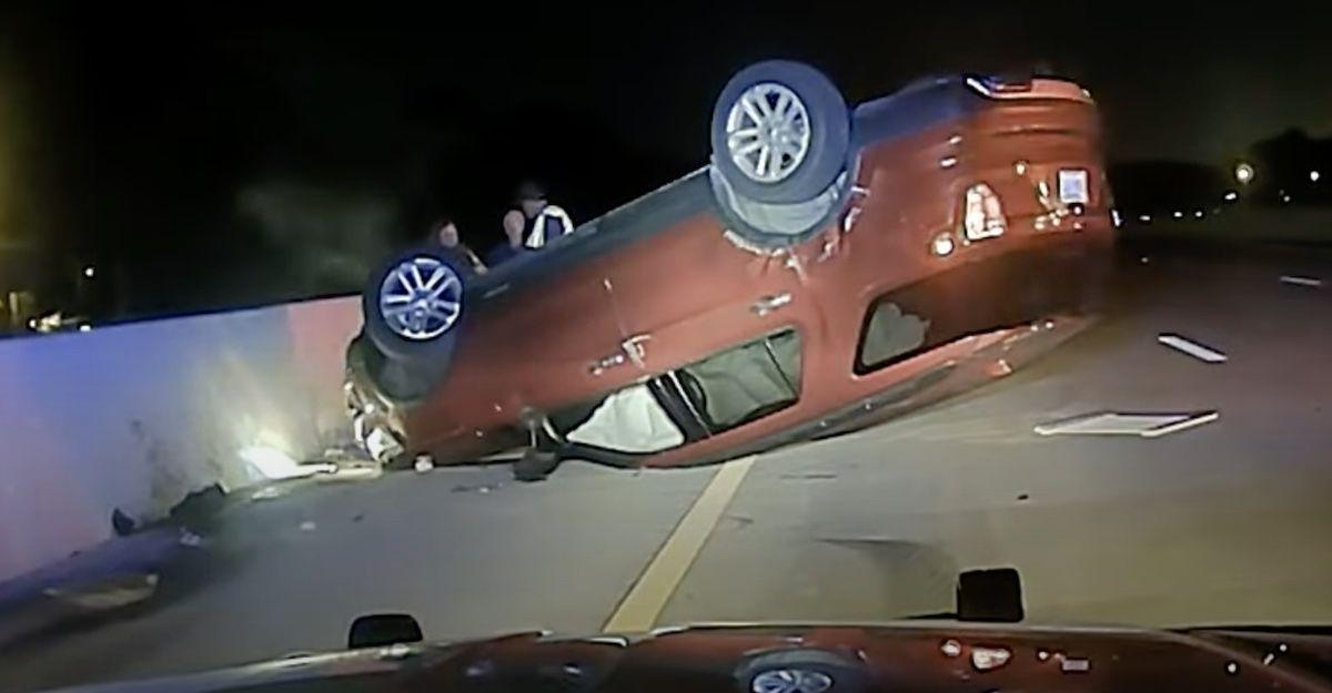 SUV Dachowanie