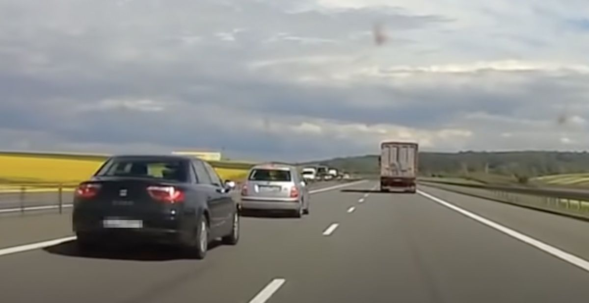 Skoda Fabia kombi autostrada