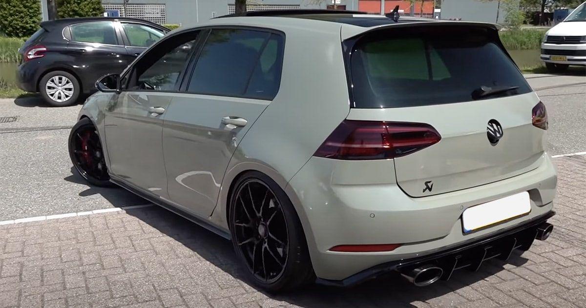 Volkswagen Golf 7 2.5 RS3