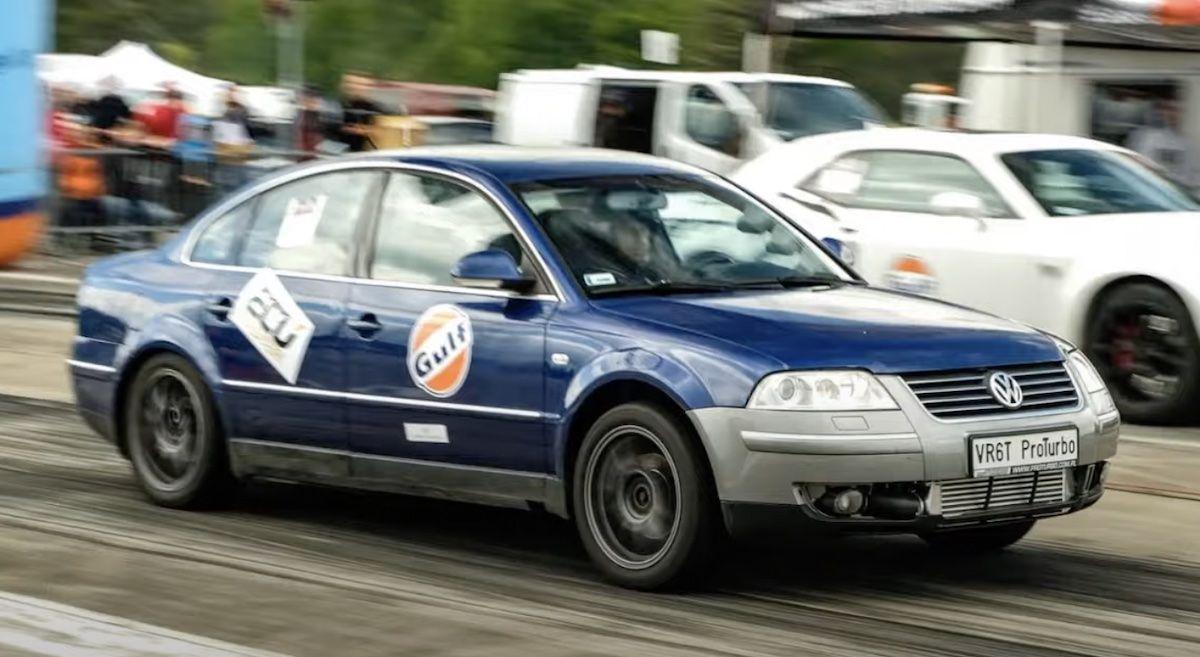 Volkswagen Passat B5 turbo