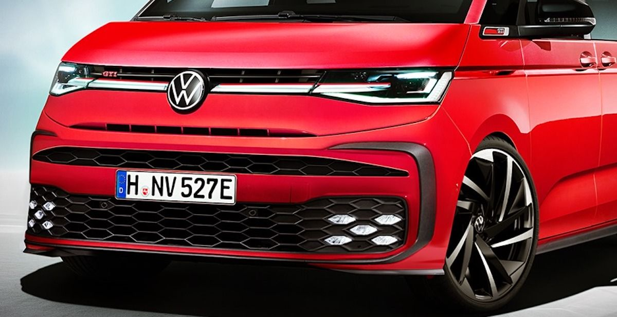 Volkswagen T7 Multivan GTI