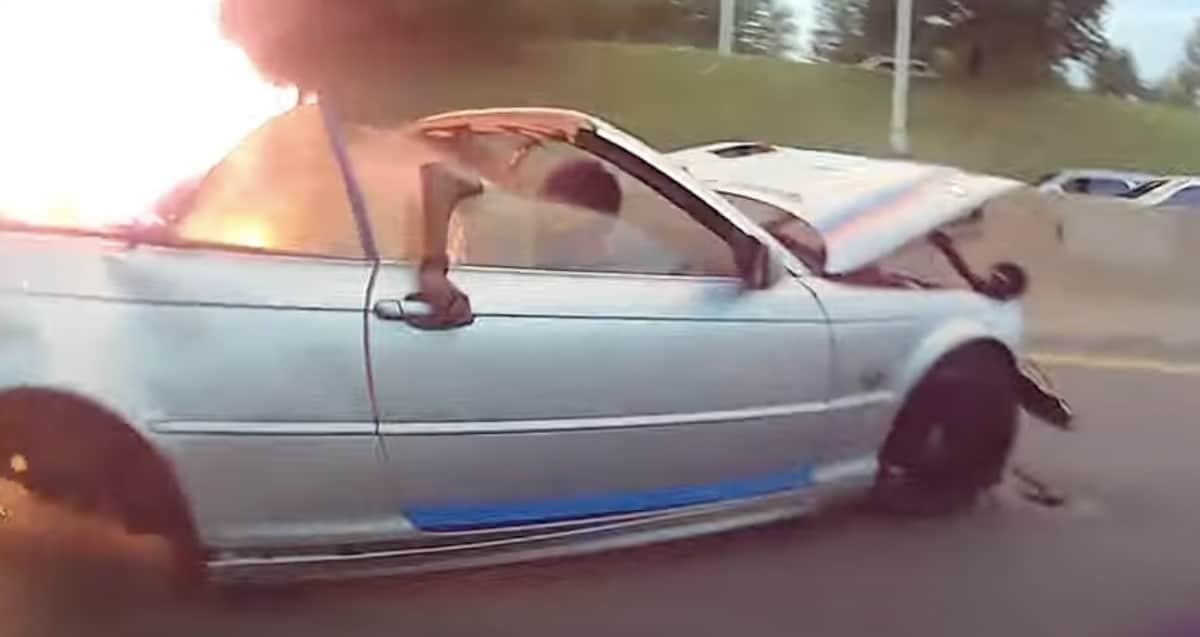 BMW Serii 3 e46 cabriolet