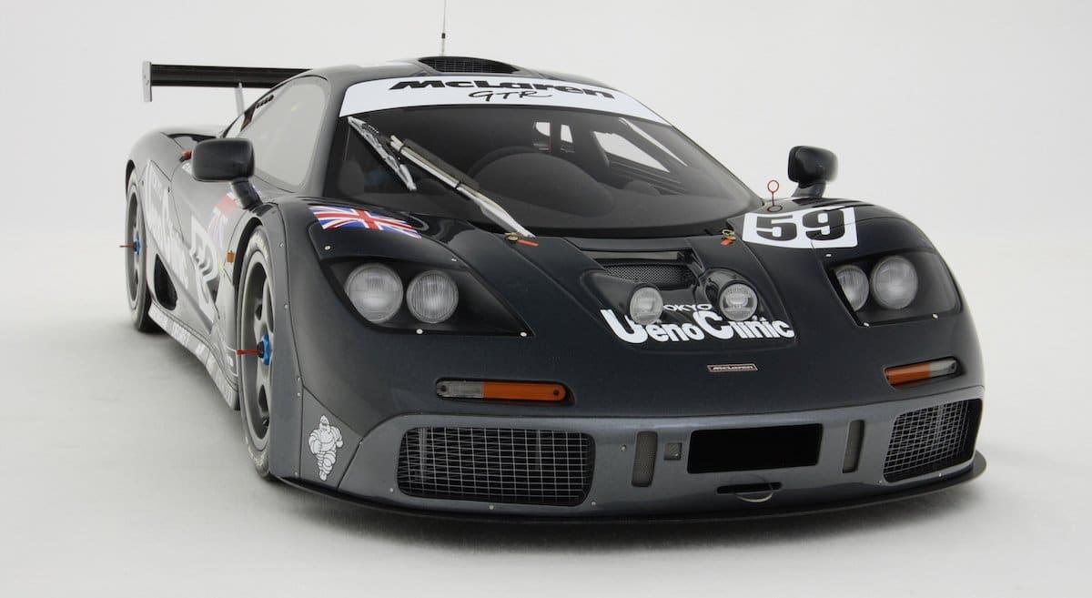 McLaren F1 GTR Amalgam Collection