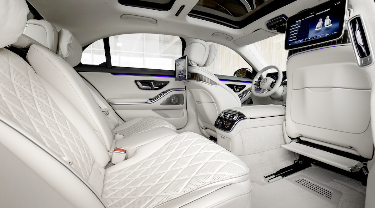 Mercedes-Benz S 580 e