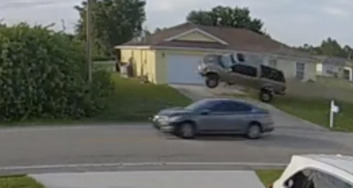 pickup skok