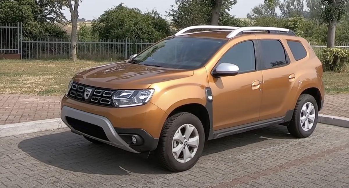 2020 Dacia Duster 1.0 TCe LPG