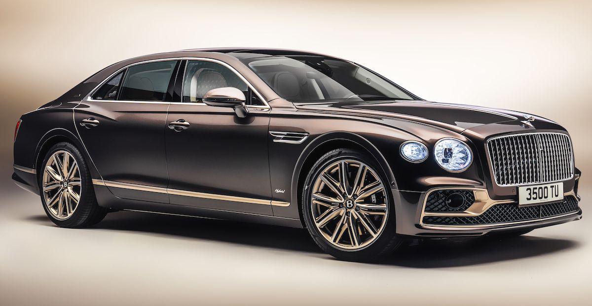 2021 Bentley Flying Spur Hybrid Odyssean Edition