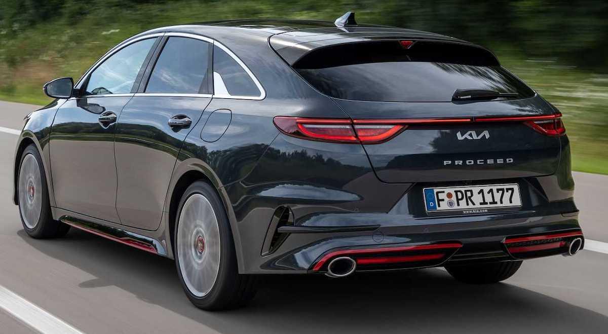 2021 Kia Proceed GT
