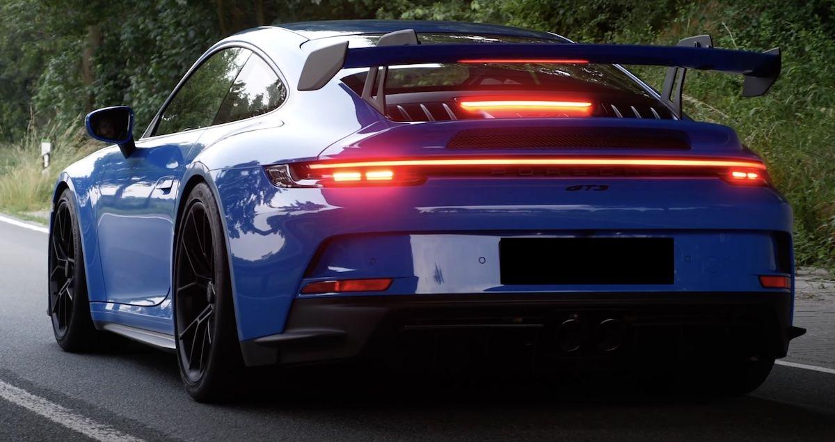 2021 Porsche 911 GT3 992