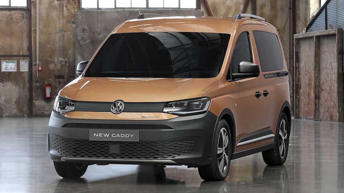 2021 Volkswagen Caddy PanAmericana