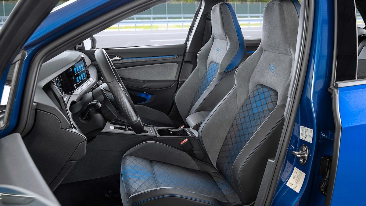 2021 Volkswagen Golf R Variant