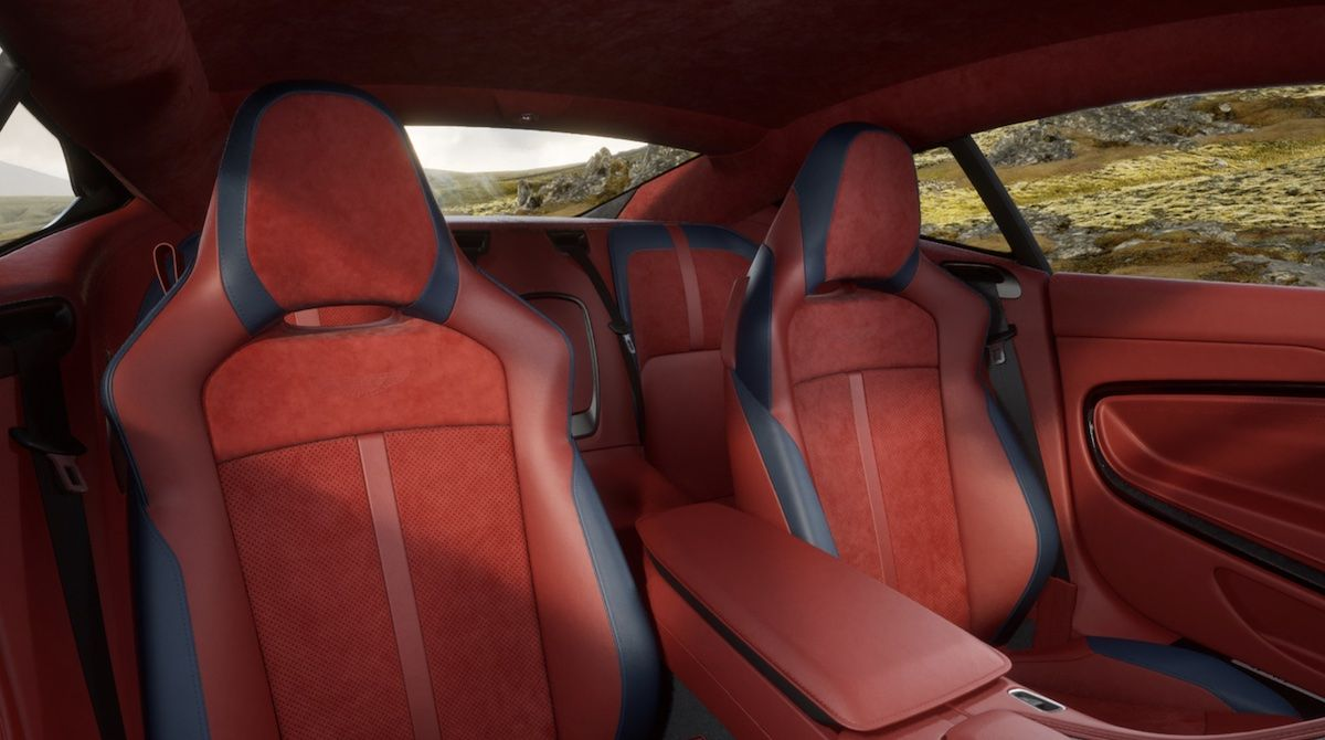 2022 Aston Martin DB11