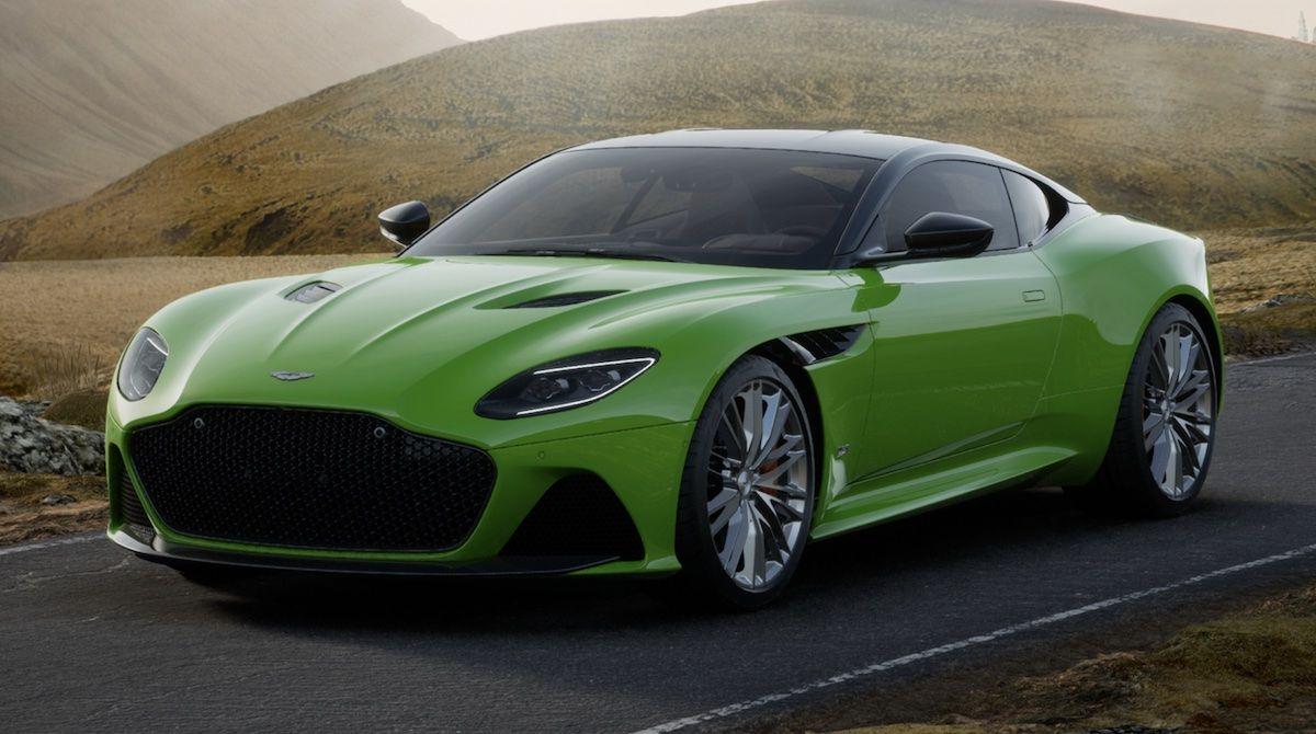2022 Aston Martin DBS