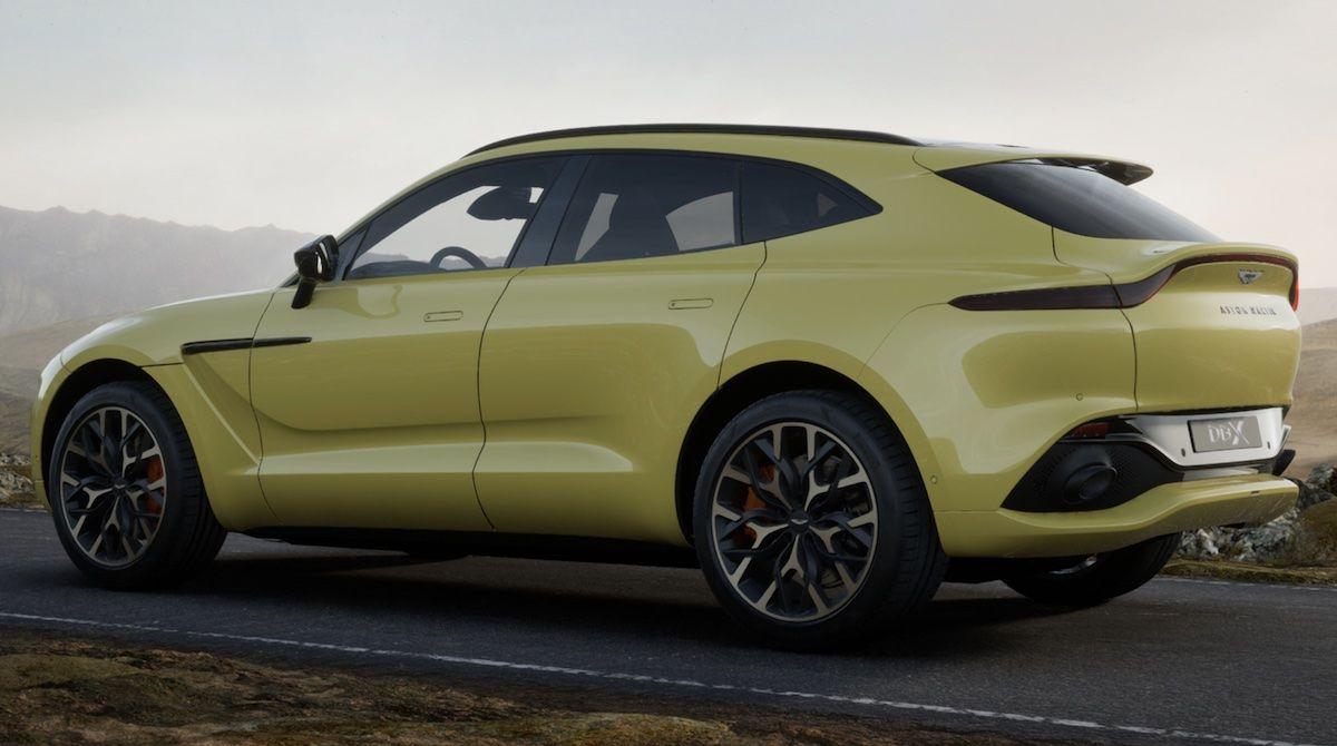 2022 Aston Martin DBX