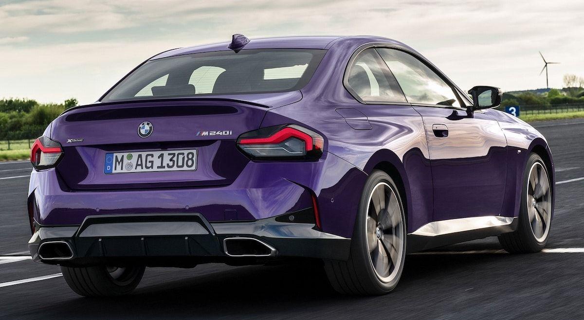 2022 BMW M240i Coupe xDrive G42