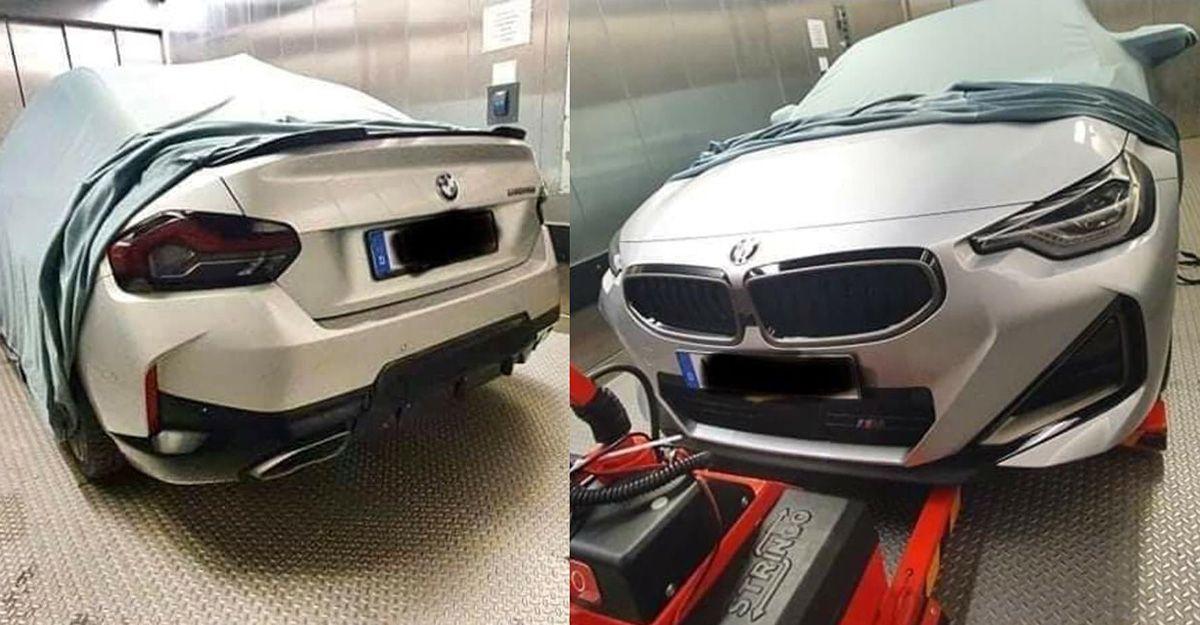 2022 BMW Serii 2 G42