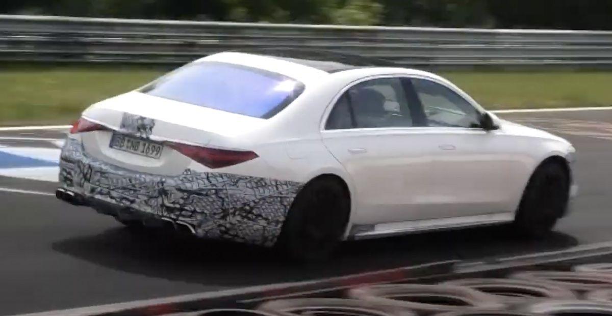 2022 Mercedes-AMG S 63 e
