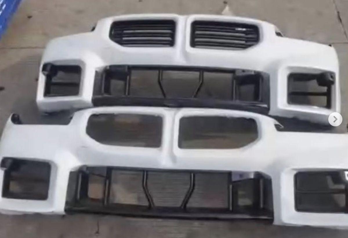 2023 BMW M2 G87 zderzak