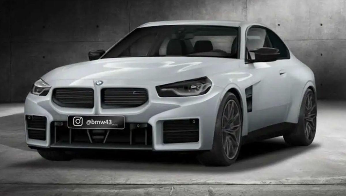 2023 BMW M2 G87