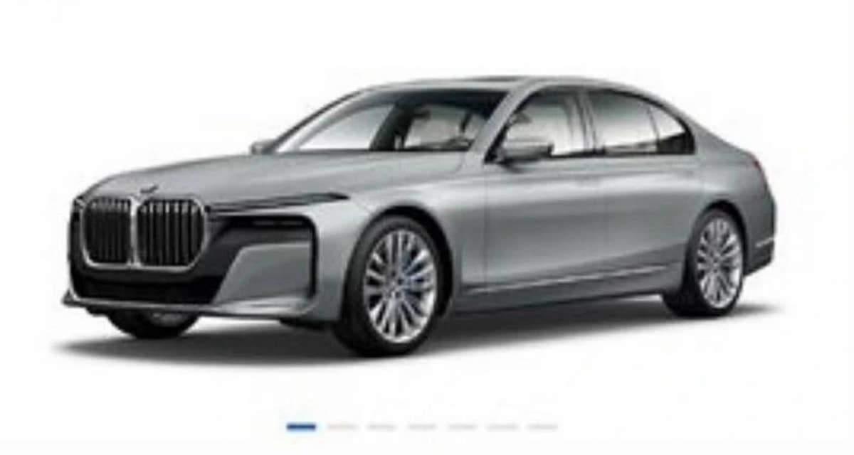 2023 BMW Serii 7 G70