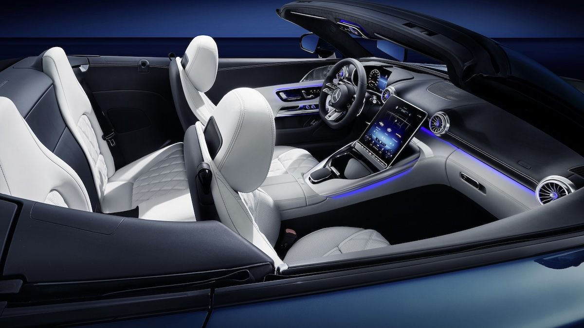 2023 Mercedes-AMG SL