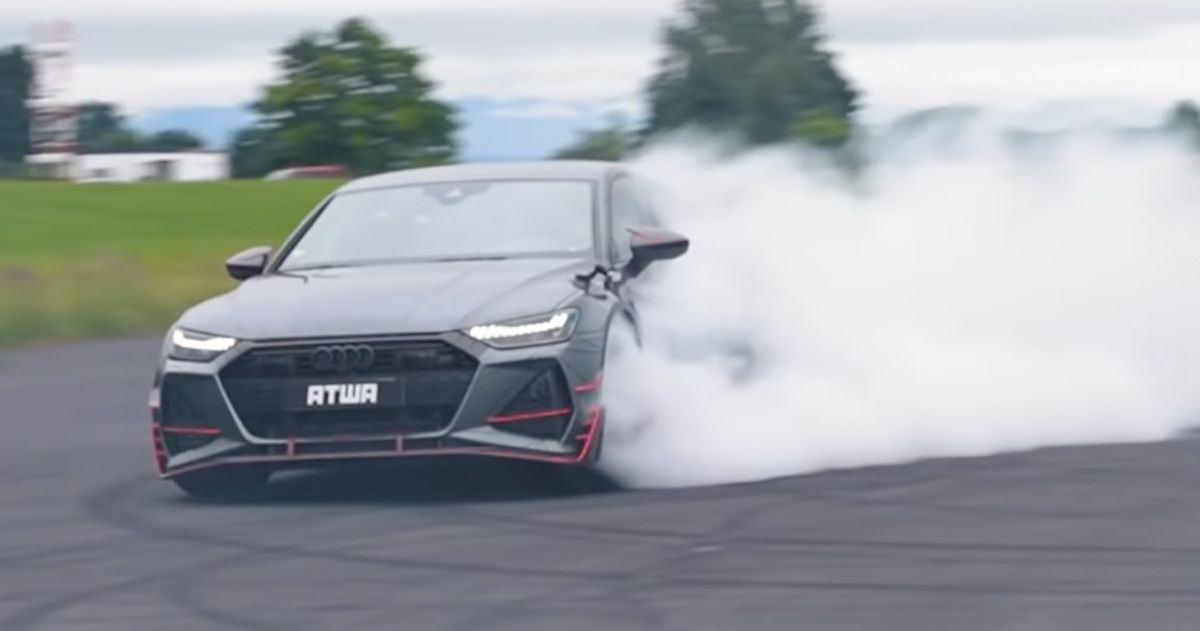 ABT RS7-R Audi RS7