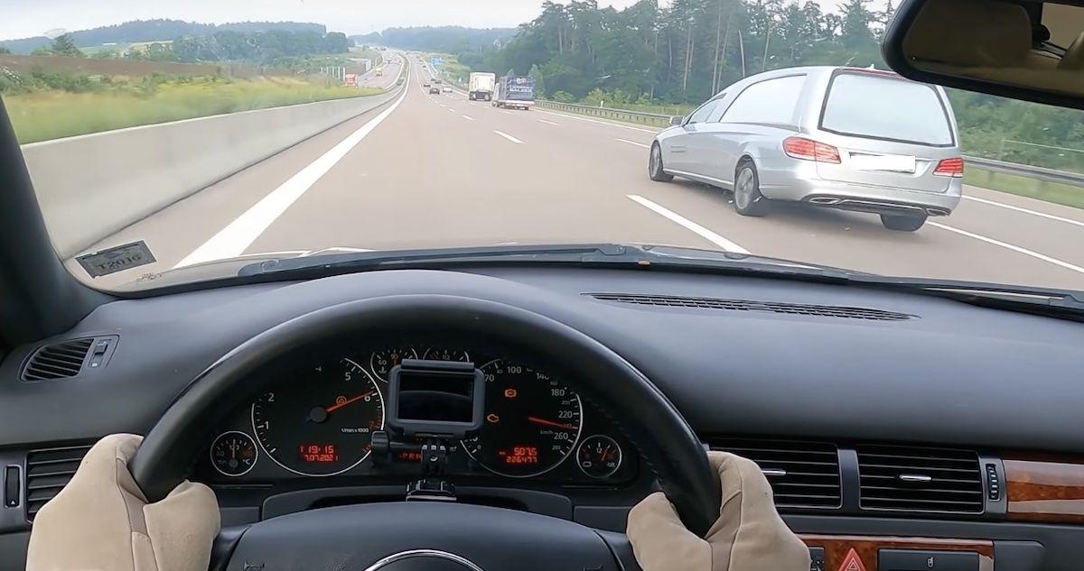 Audi A6 C5 karawan