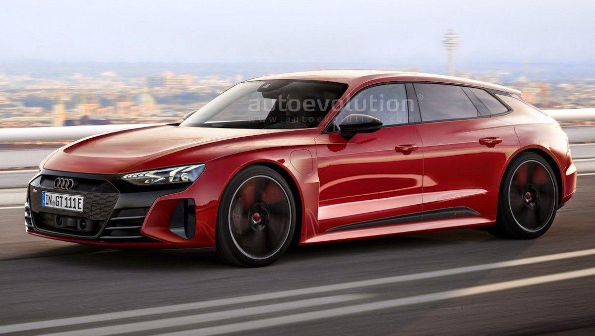 Audi RS e-tron GT Avant