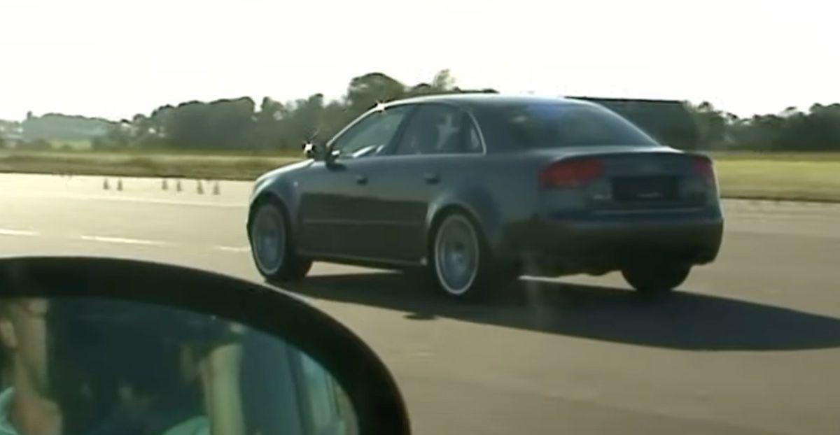 Audi RS4 B7 Quattro