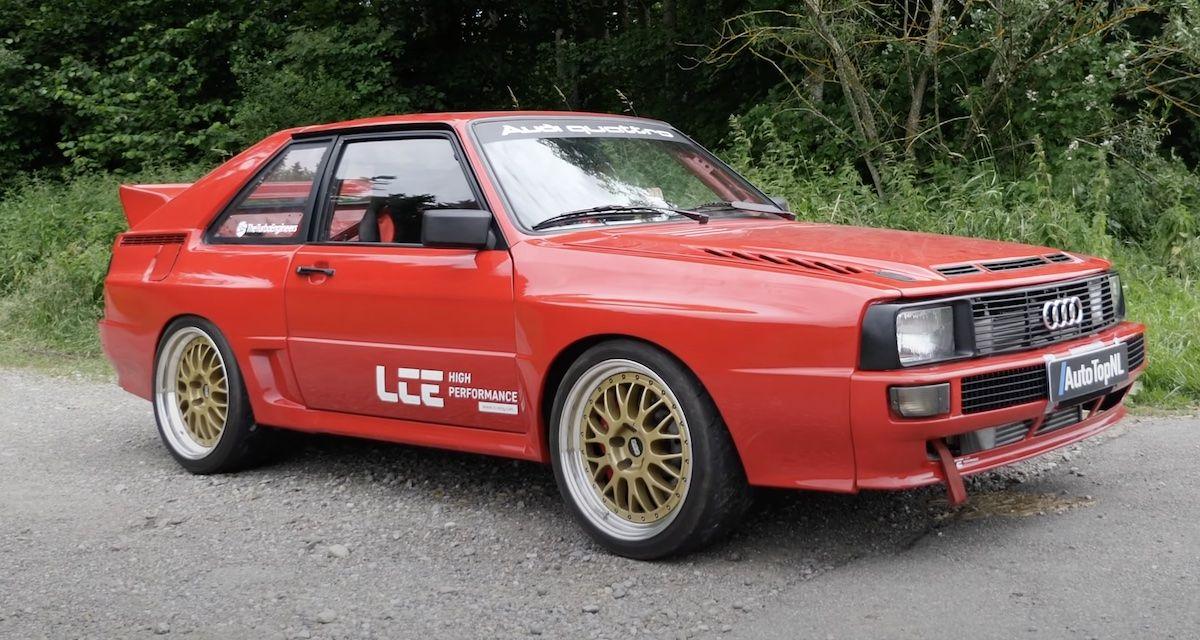 Audi Sport Quattro LCE