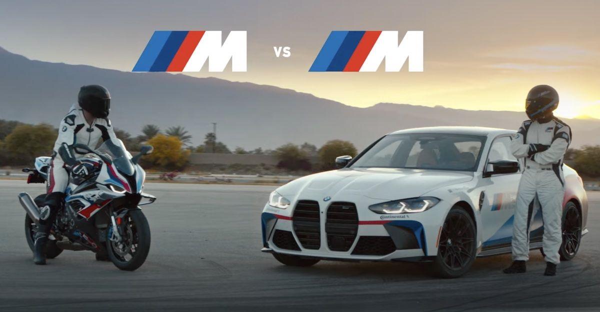 BMW M3 Competition M 1000 RR