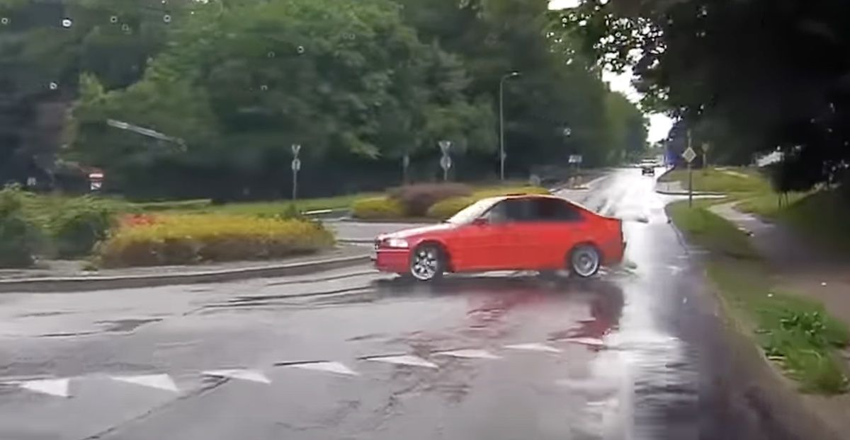 BMW Serii3 e46 drift rondo