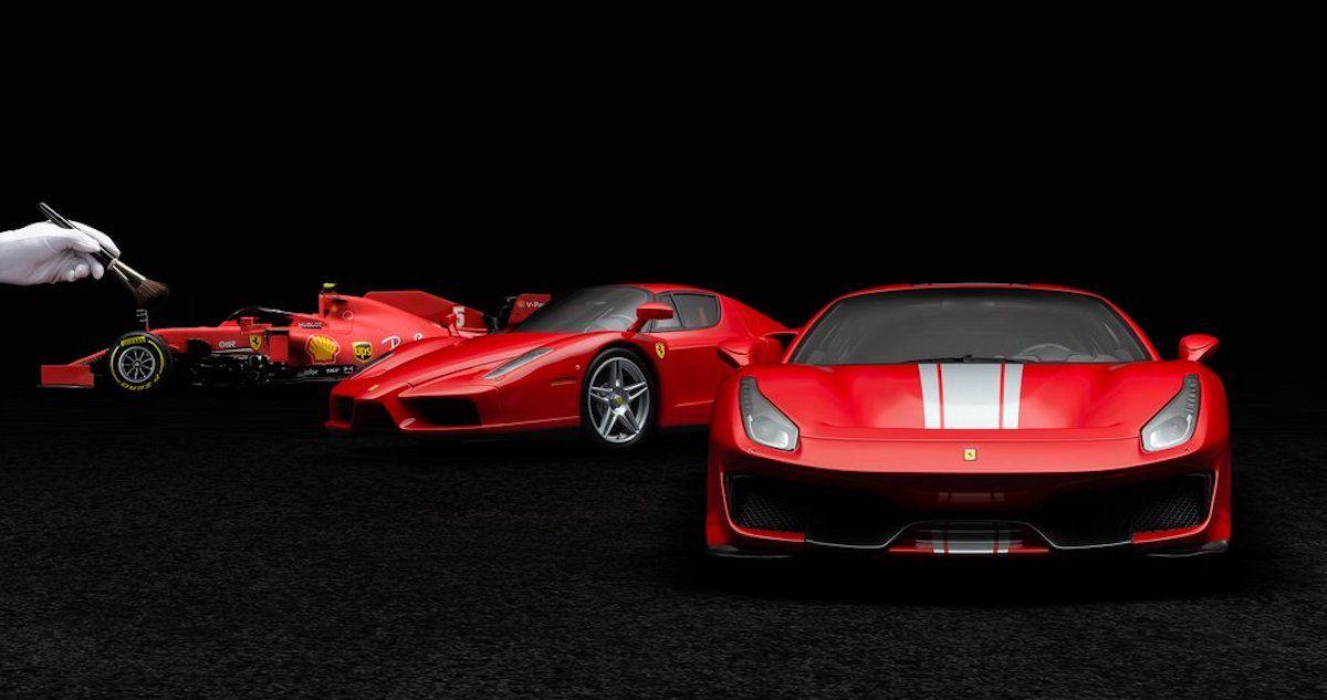 Ferrari SF90 Stradale Amalgam Collection