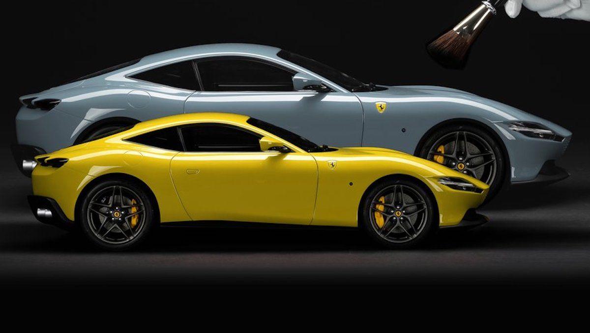 Ferrari Roma Amalgam Collection