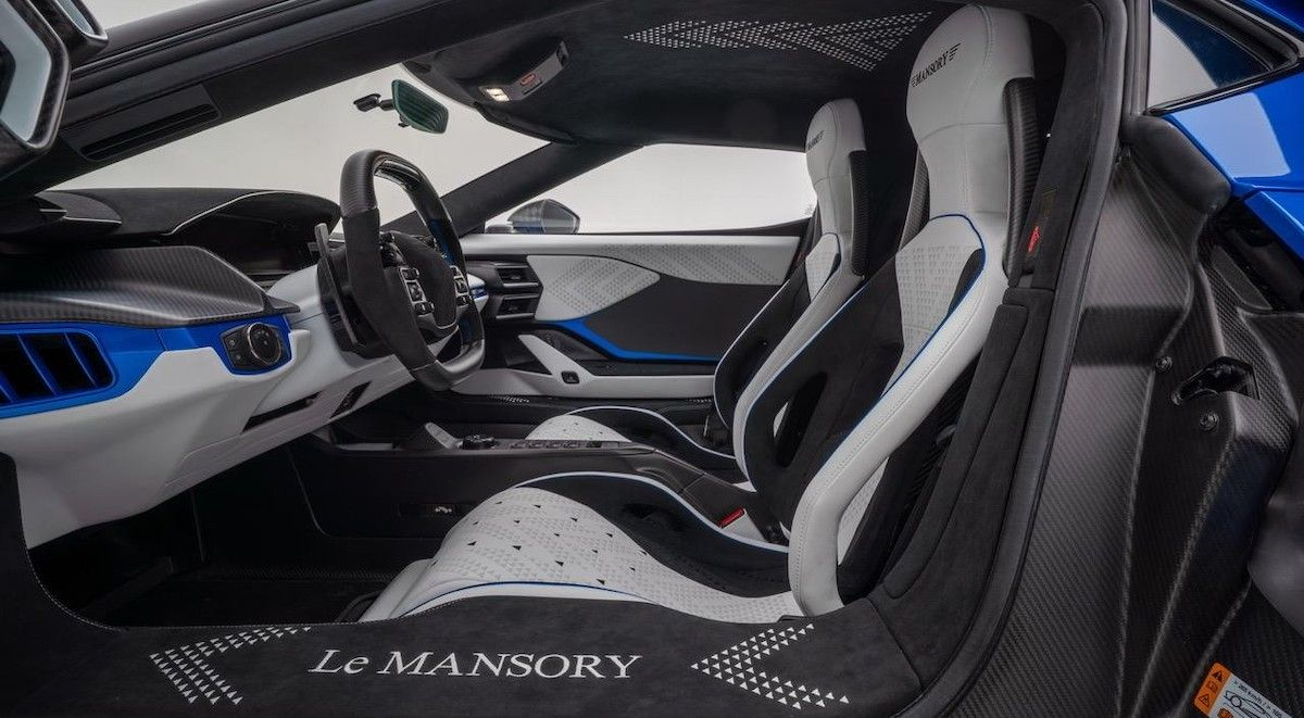Ford Le Mansory